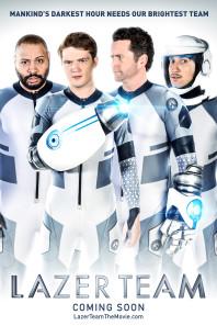 Review: Lazer Team