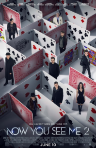 Film Review: Now You See Me 2
