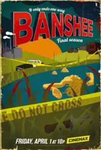 Contest: Banshee Season 4