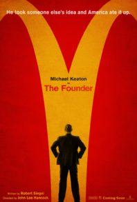 Dallas Advanced Screening: The Founder