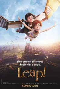 Dallas Advanced Screening: LEAP!