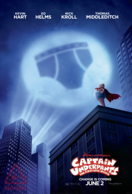 Contest – Captain Underpants The First Epic Movie