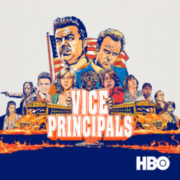 Contest – Vice Principals: Season 2